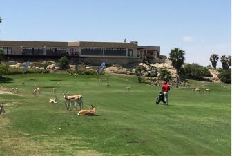Swakopmund Golf Course